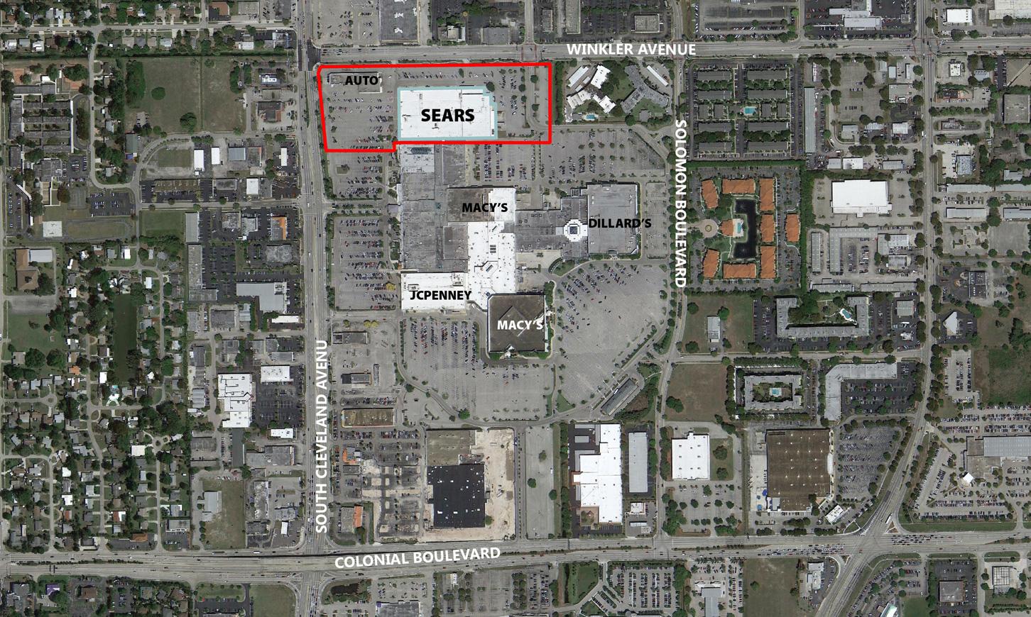 Cleveland Auto Mall >> At Edison Mall | Seritage